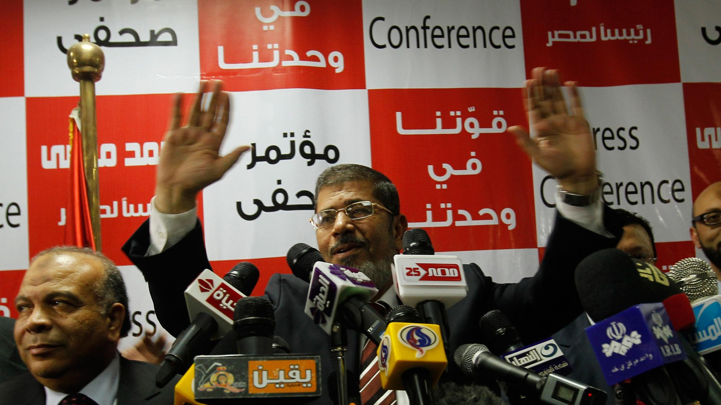After this weekend's presidential runoff election, the military and the Muslim Brotherhood are still struggling in Egypt.
