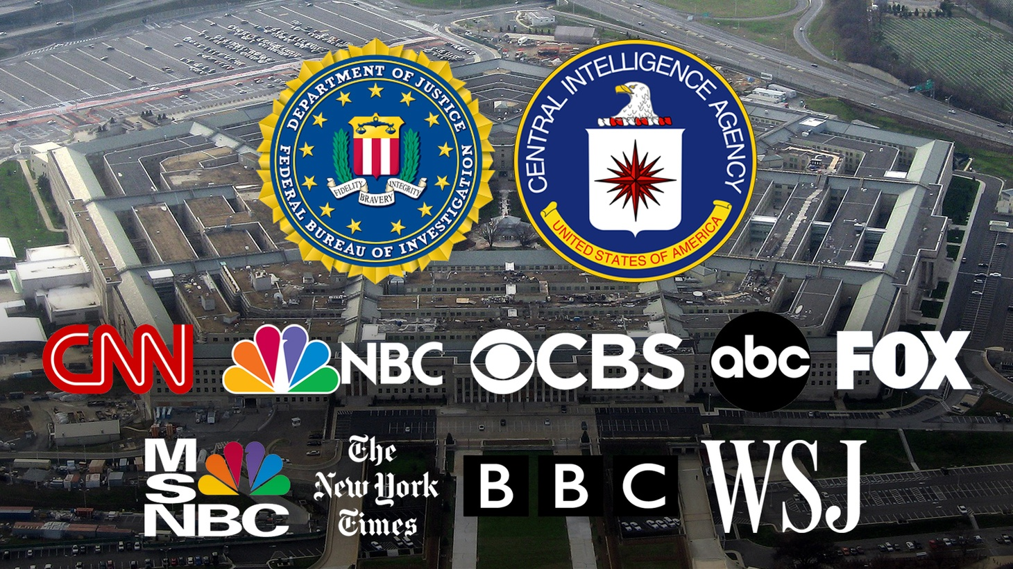 America's mainstream media are obsessed with President Trump's off-hand policymaking in military and foreign affairs. But his mistakes don't justify the unquestioned authority given the Pentagon, the CIA and the FBI.