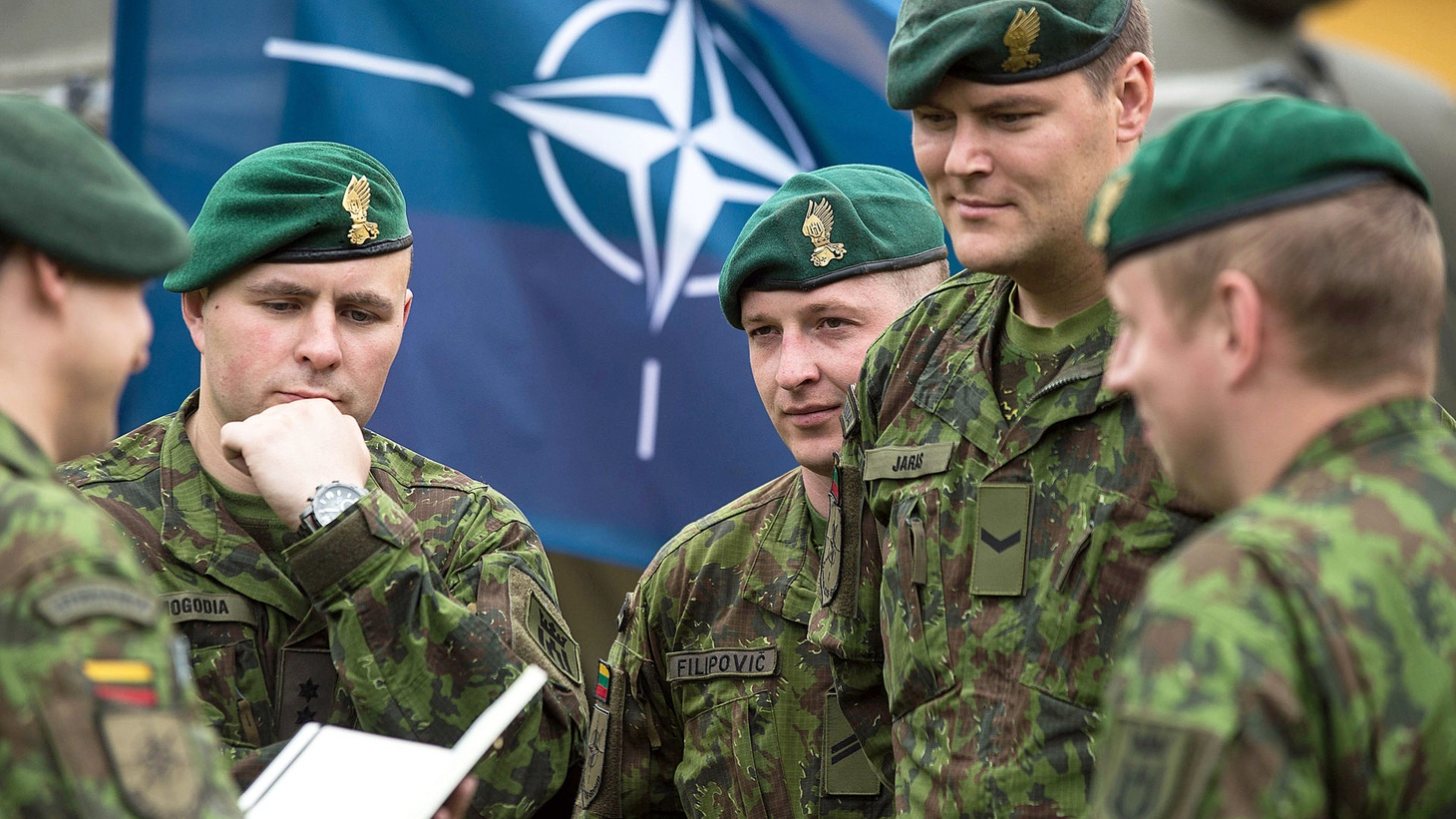 Two decades after the Cold War, tensions are on the increase between the NATO Alliance and Russia. NATO's planning a military buildup in Eastern Europe mostly at US expense. We hear why and get Russia's reaction.