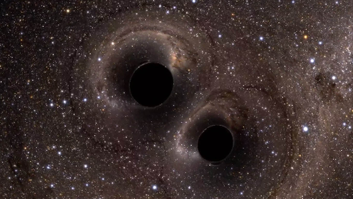 The world of astronomy is celebrating a discovery most of the rest of us will have trouble understanding. But it's said to provide a whole new way of looking at the universe -- and even listening to it.