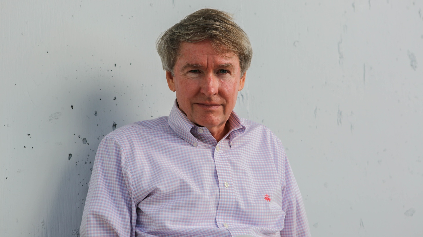 Author, Ben Fountain
