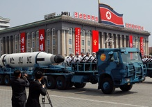 Nuclear crisis on the Korean Peninsula slowly coming to a head