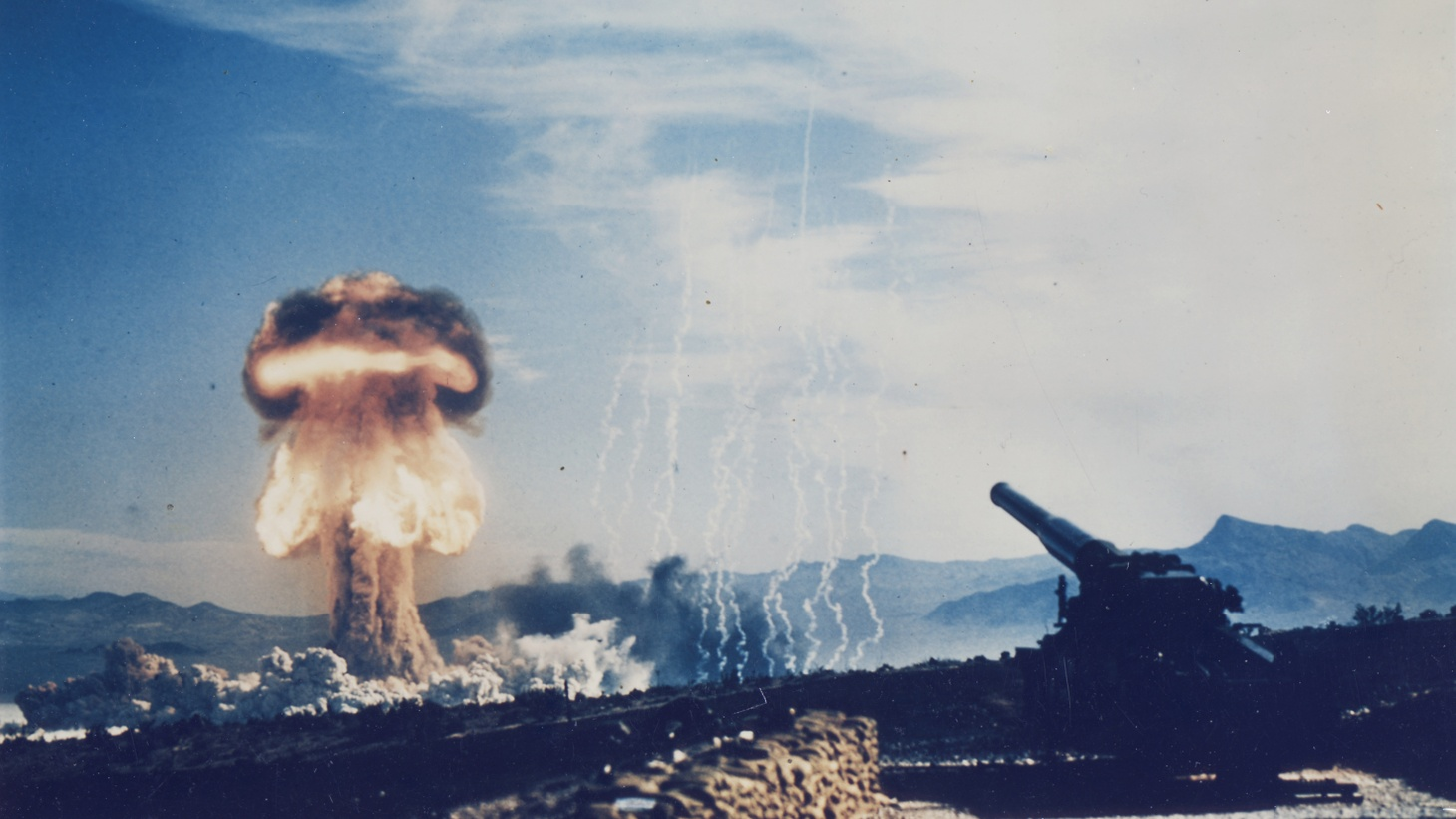 """President Trump and Kim Jong Un have revived fears about weapons of mass destruction. But """"tactical"""" nuclear weapons for use on the battlefield are still around, too. Is President Trump--like Barack Obama before him--relaying on a World War II technology ill-adapted to modern threats like cyber warfare? Would the use of low-level nukes inevitably escalate into an all-out atomic warfare?    Also, Pulitzer Prize-winner Lawrence Wright on his new TV miniseries """"The Looming Tower"""" about the FBI, the CIA and September 11th."""