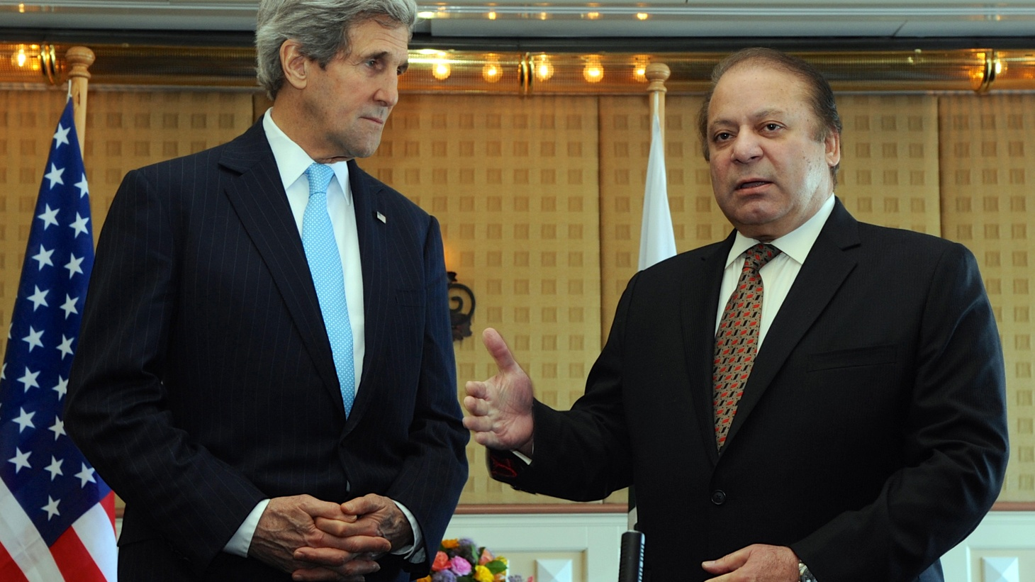 """India and Pakistan are historic enemies — both armed with nuclear weapons. Pakistan's fast-growing arsenal is a cause of mounting concern because it now includes small-short-range """"tactical"""" nukes that could be hard to control. With Pakistan's Prime Minister due at the White House this week, we hear about nuclear security in South Asia."""
