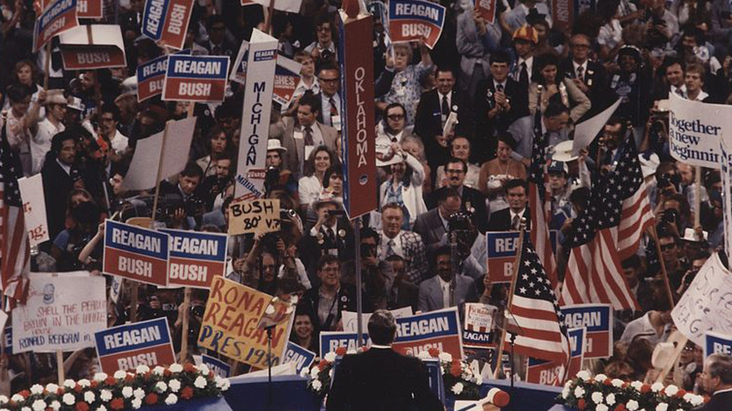 It's been years since the smoke-filled rooms of political conventions chose presidential nominees and the Republicans haven't had a real floor-fight since 1976, but Donald Trump is creating a nightmare scenario for the Republican Party.