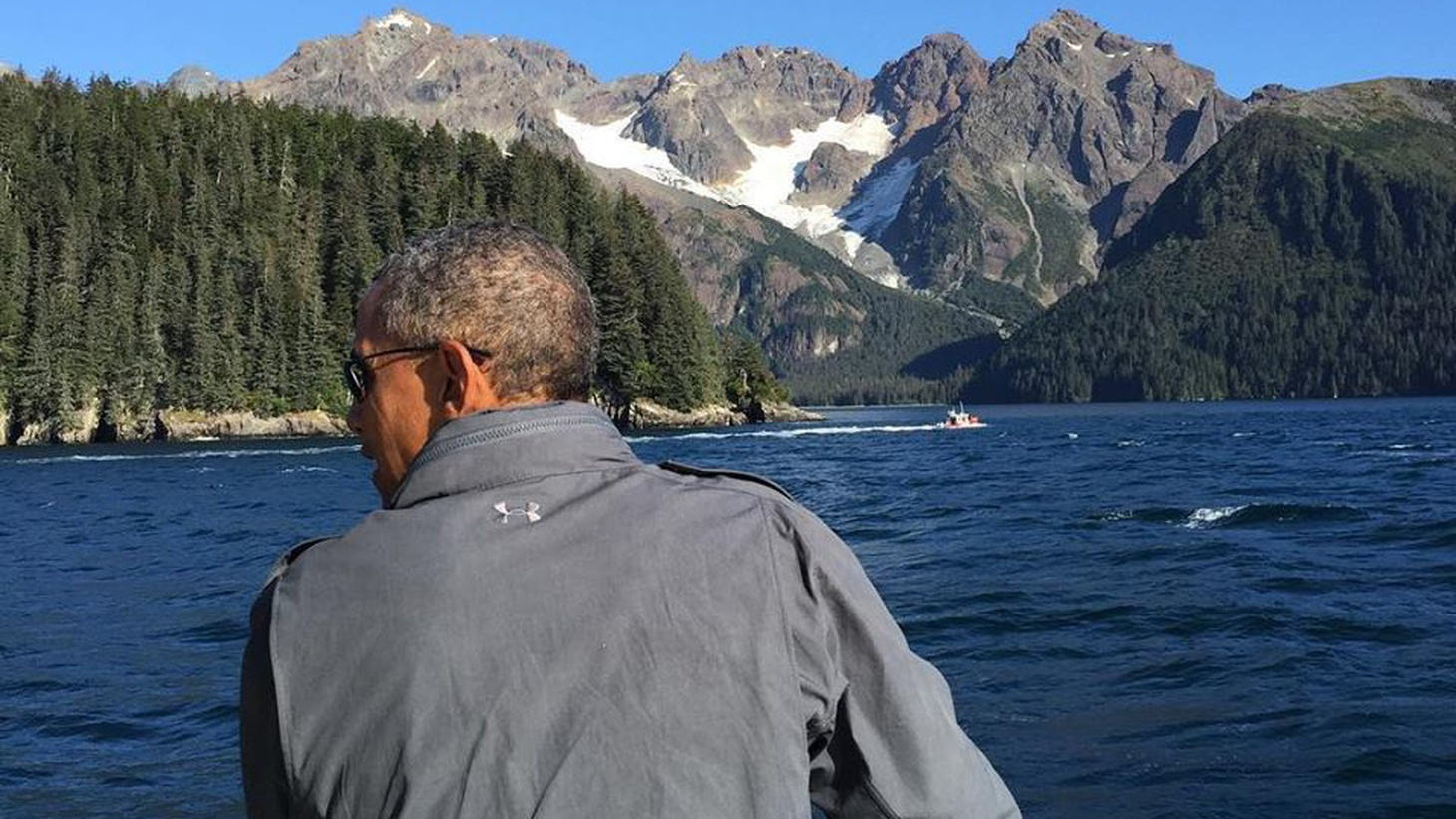 President Obama ends his Alaska visit today with more calls for urgent action on climate change. But is the US taking urgent enough action to get a foothold in the northern polar region where Russia, China and other nations have already staked claims?