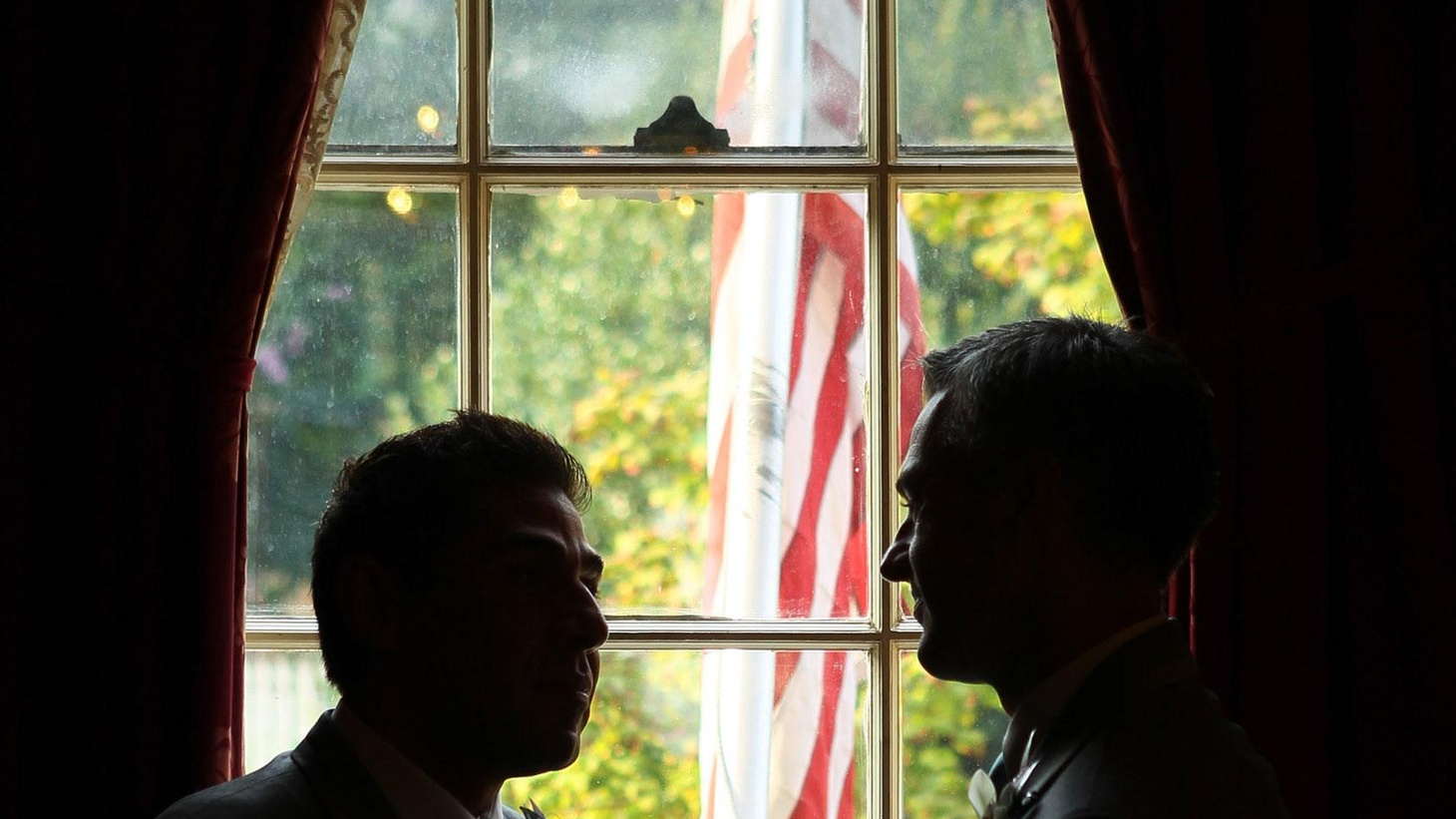 The Obama Justice Department has reversed its support for the Defense of Marriage Act, which has led to a legal battle with conservative groups and their lawyers. And Republicans who want to be president are also focused more on enforcing a congressional enactment than they are on same-sex marriage itself. Also, unemployment dips to a nearly two-year low. On Reporter's Notebook, spending, taxes and public opinion.