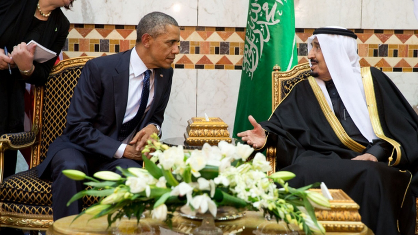 """Israel's not the only American ally worried about a US nuclear deal with Iran. Saudi Arabia and other Arab Gulf States won't be sending their most senior leaders to what was hailed as a historic """"summit"""" with President Obama this week at Camp David."""