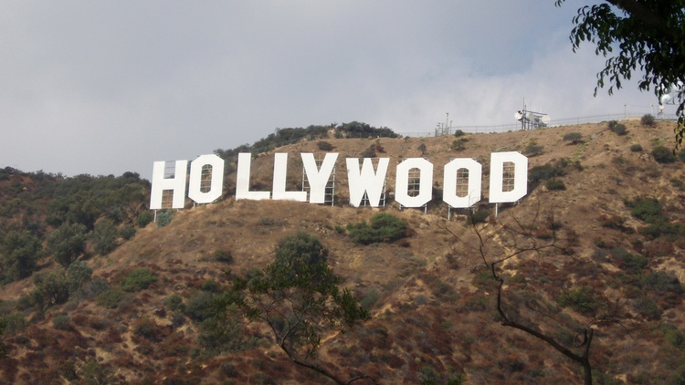 Hollywood is not just a man's world. A recent study shows that, for the past 20 years, just 5% of Hollywood's top films have been directed by women.