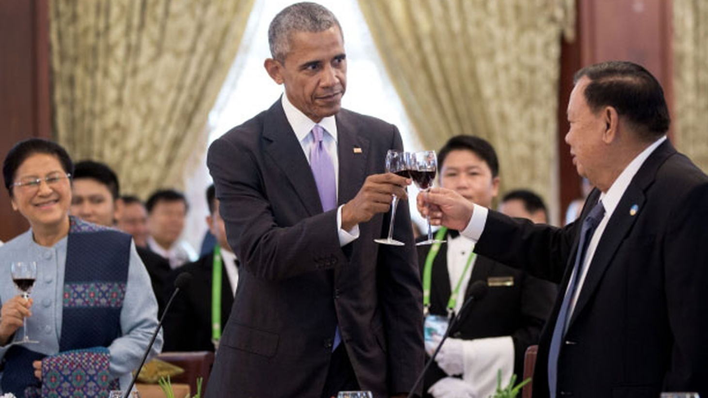 President Obama's in Asia, coping with climate change, and China and America's past military excesses — not to mention his own legacy. Experts disagree about successes… and failures. We hear about the President's successes and failures.