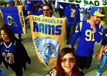 The Rams Are Moving Back to LA – or Are They?