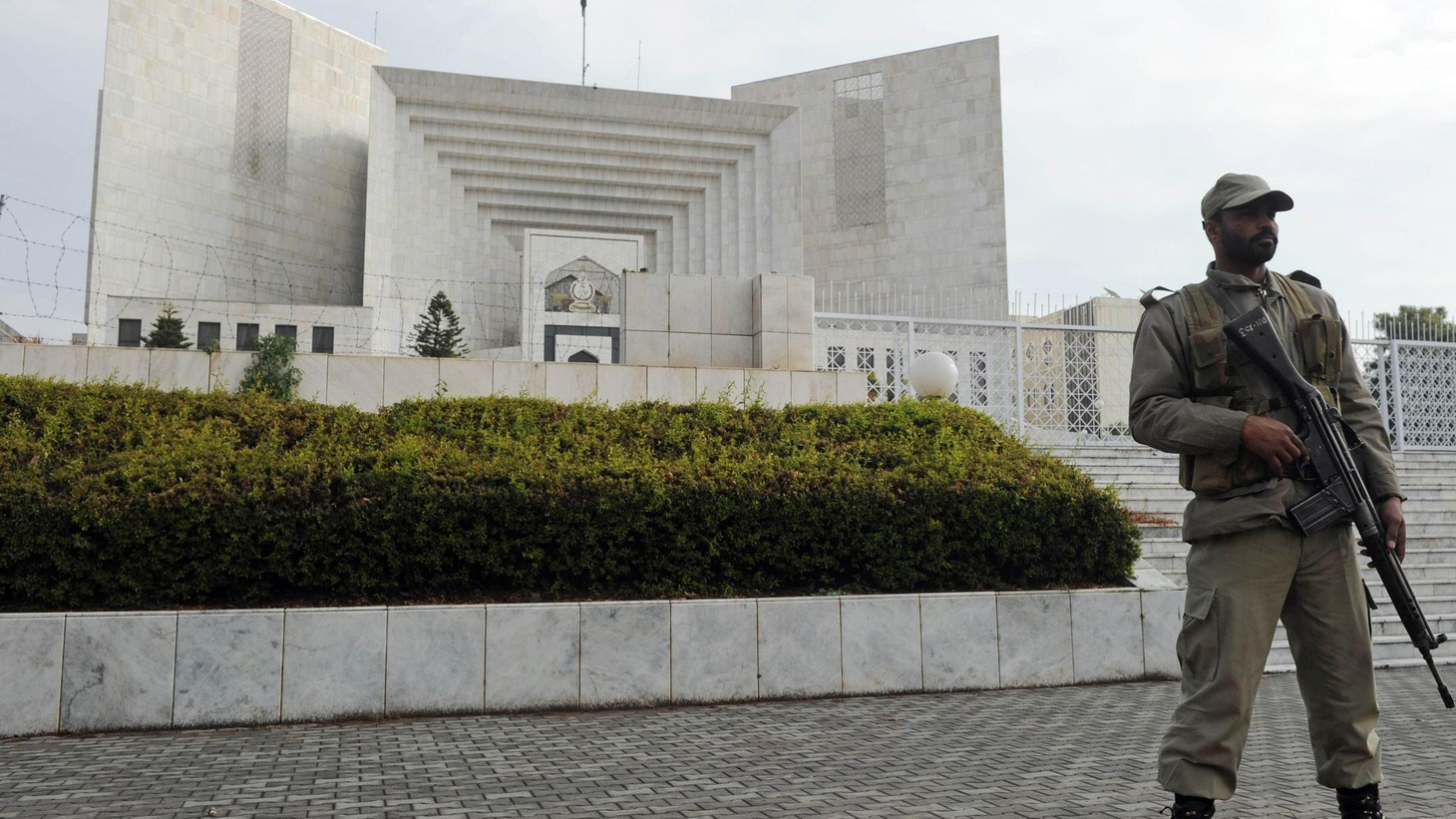 Pakistan's parliamentary government is under assault from the Supreme Court, backed by the military. In economic shambles, it's in a bloody conflict with Islamic extremists.