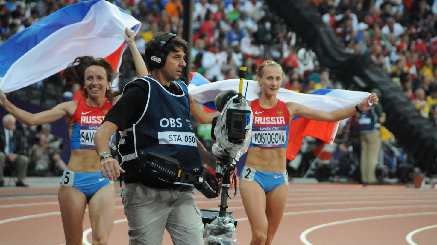 One week ago, the  World Anti-Doping Agency reported  that Russian officials conspired to cover up systematic, state sponsored doping of track and field athletes. The International Association of Athletic Federations quickly followed up with a  provisional suspension .