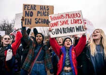 Parkland students take the lead on gun control