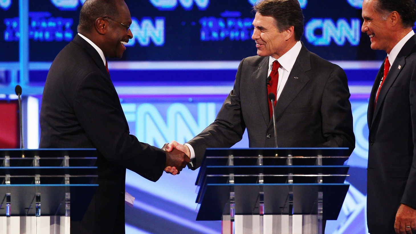 Southern evangelical Christians will have a big voice in the early GOP primaries. Will Romney's religion be an issue? Why has Cain outstripped Perry in public opinion polls?