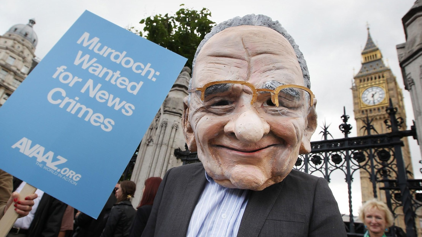 At a hearing today, Rupert Murdoch apologized, denied previous knowledge and blamed subordinates for the phone-hacking and bribery scandal rocking Britain's political elite....
