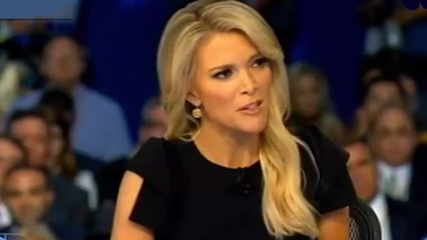 "During the week since the first two debates between Republican candidates for president, there's been saturation news coverage of Donald Trump's comment about Megyn Kelly of Fox News, saying, ""There was blood coming out of her eyes, blood coming out of her… whatever."""