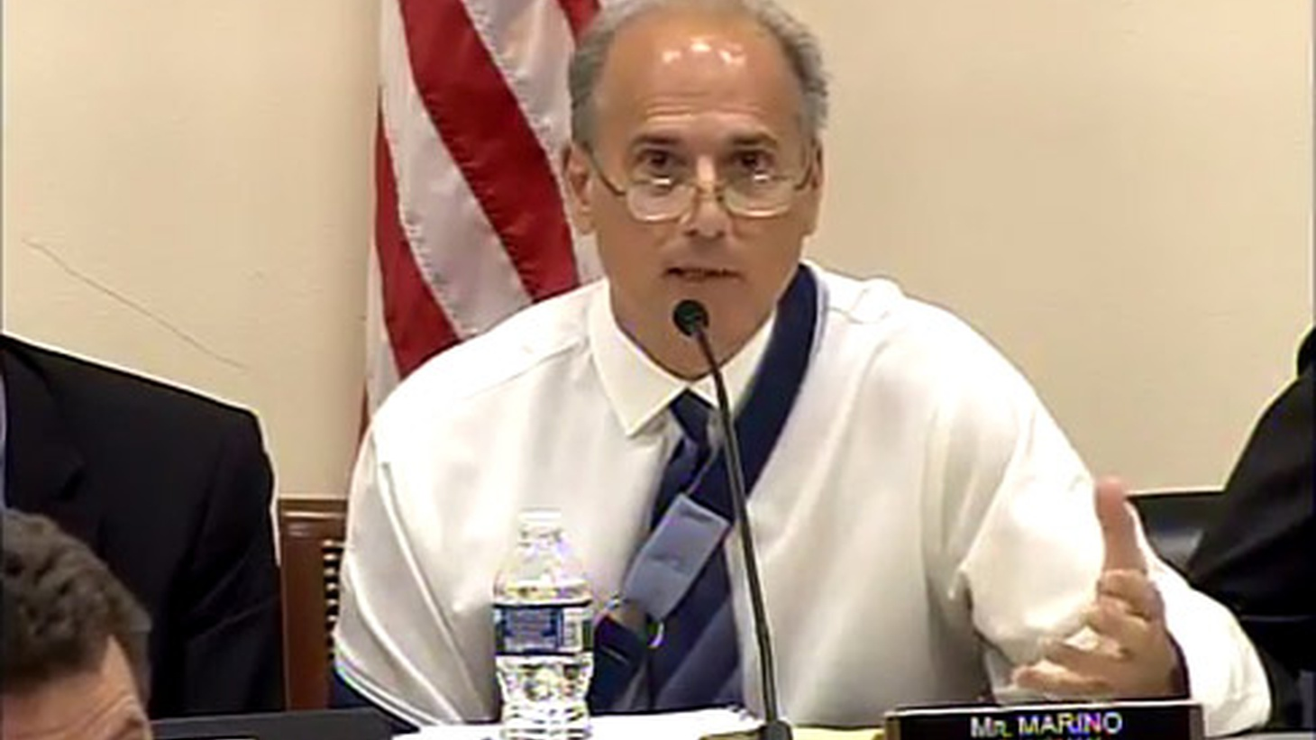 Pennsylvania's Republican Congressman Tom Marino has  withdrawn his name  as President Trump's appointee to be the nation's drug czar. The move comes after reports by the Washington Post and 60 Minutes about Marino's role in weakening drug enforcement — by pushing a law signed by Barack Obama.