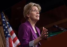 The Virtual Candidacy of Elizabeth Warren