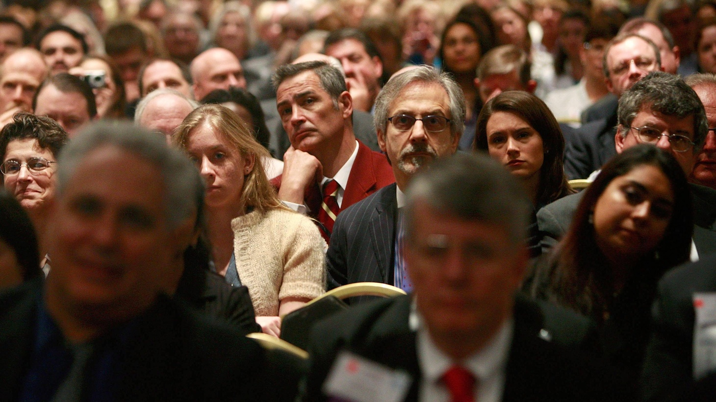 "President Obama was interrupted many times by applause today in a speech asking the American Medical Association for help in enacting healthcare reform. He included a pitch for the so-called ""public option"" to compete with private insurance. We get a progress report and the prospects for reducing skyrocketing medical costs. On an extended Reporter's Notebook, the latest on political protest in Iran."