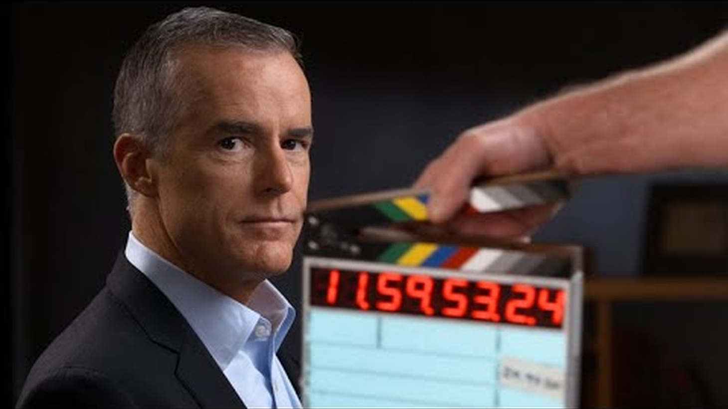 Andrew McCabe on 60 Minutes