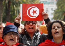 Landmark Tunisian law aims to protect women from violence