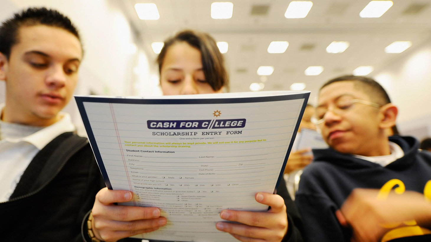 When public community colleges are full, private for-profit colleges are an alternative. But they're costly and require federal loans that students often can't repay.