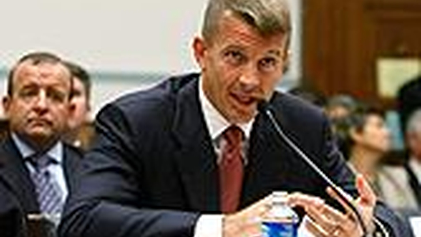 On Capitol Hill today, Blackwater USA got a grilling about its private security guards.  Are they highly-paid mercenaries out of control or skilled professionals taking on risky assignments so Marines and soldiers can focus on combat? Also, a historic meeting in North Korea, and the latest on Israel's midnight raid in Syria.