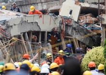 Hard hats, hope and heartbreak in Mexico City