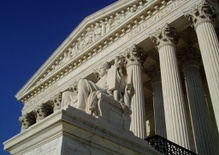 A strange new term begins at the US Supreme Court
