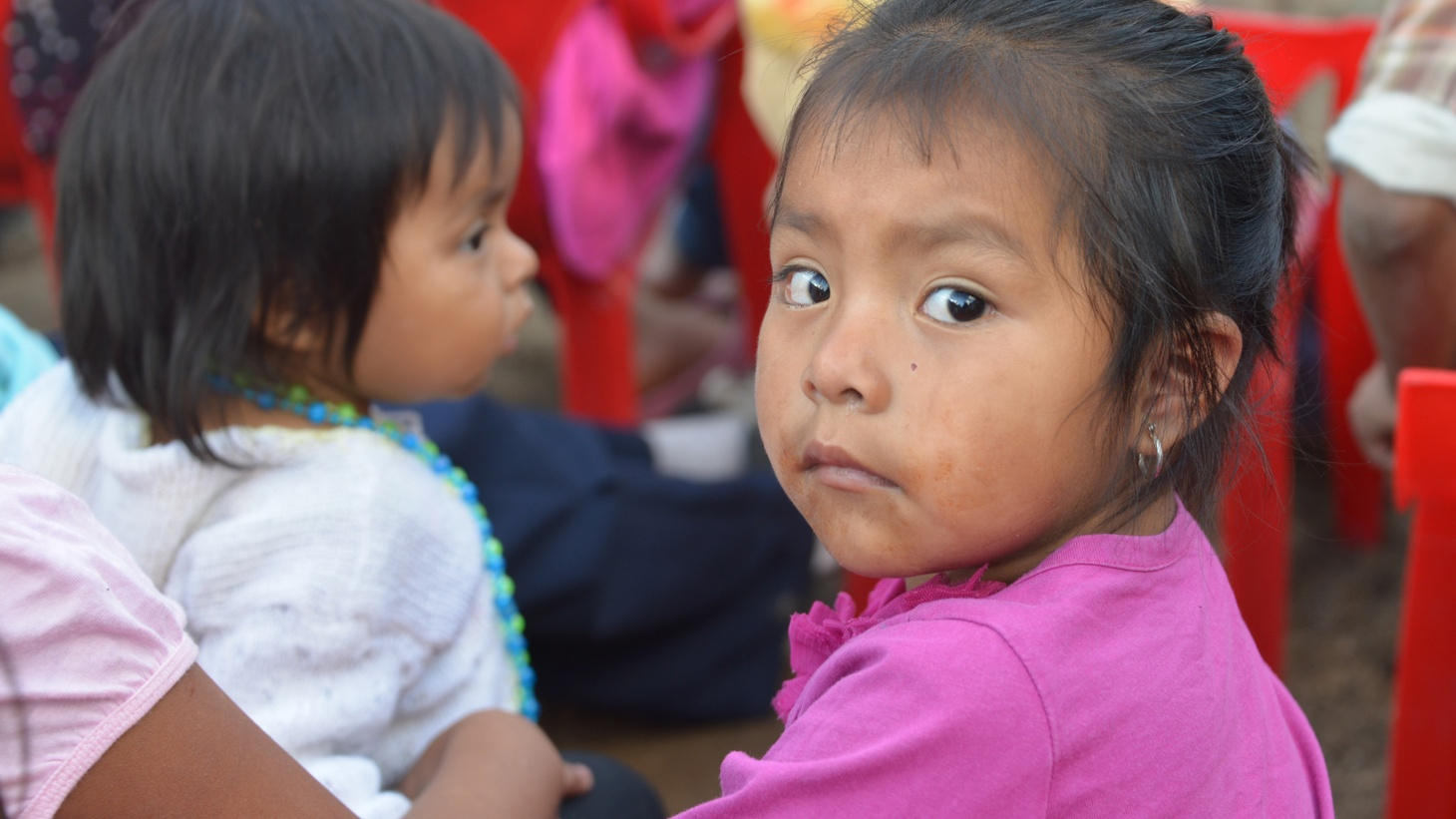 It's been a year since President Obama promised a safe path to the United States for thousands of children in Central America—as long as they have parents who are legally in this country. But not a single child has found a way passed bureaucratic obstacles, and thousands are still facing mortal danger at home. Is the US breaking a promise to children at risk?