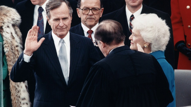 Remembering George H.W. Bush