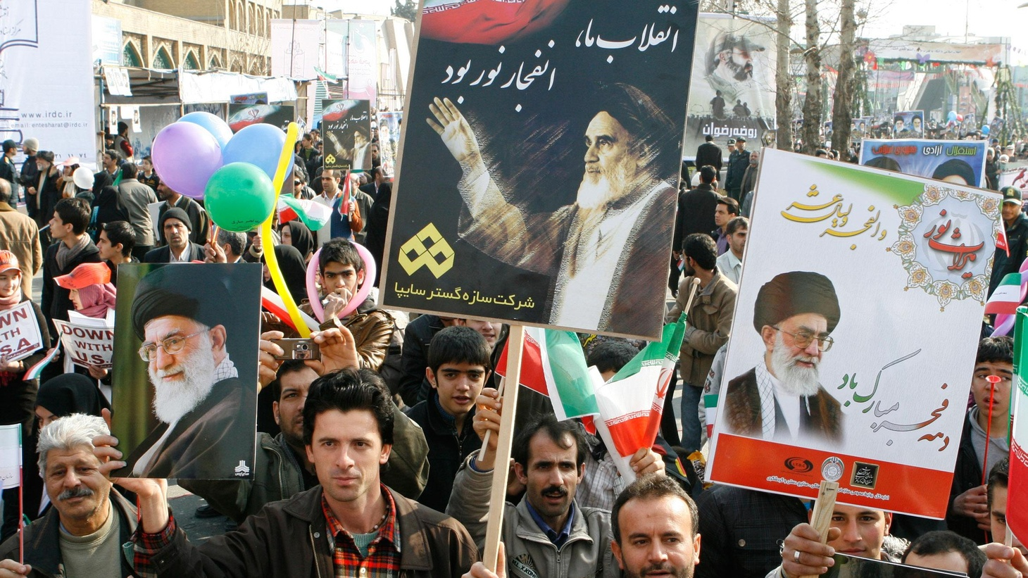 """On the thirty-first anniversary of the Islamic revolution, Iran is marked by ongoing turmoil. There's pressure within from a protest movement that wants regime change, and pressure without from an international community that wants to curb Iran's nuclear ambitions. Guest host Sara Terry explores how the revolution has changed Iran and Iranians. What role do the clerics who led the revolution play in the country today? Also, an """"angry"""" dissatisfaction with Washington, and an anniversary of a different kind. Twenty years ago today Nelson Mandela became a free man."""
