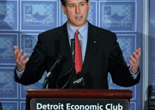 Rick Santorum Pulls Ahead of the Republican Pack