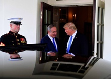 Netanyahu visit points to cozier US-Israeli relations