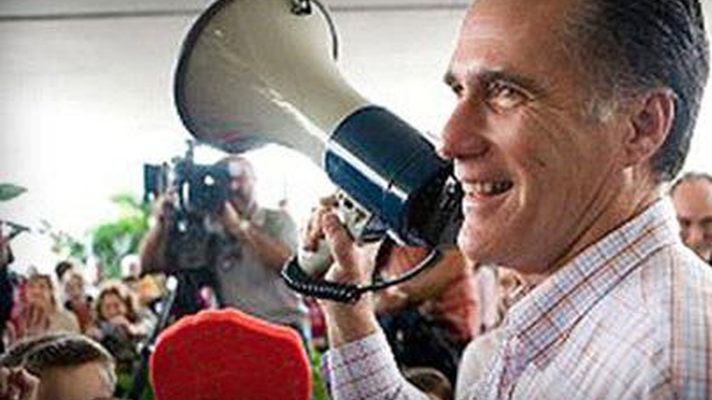 """Mitt Romney made his presidential candidacy """"official"""" today. We hear what he said, why he said it in New Hampshire, and look at the sprawling Republican field."""