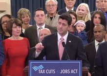The Republicans outline their tax plan