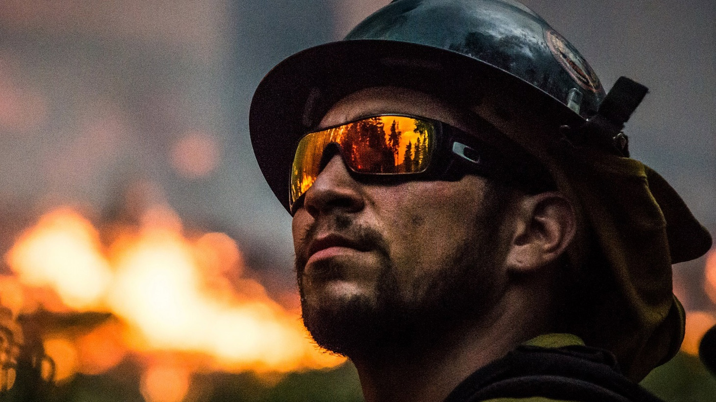 """The new film Only the Brave, starring James Brolin, dramatizes the true story of a wildfire in Arizona in 2013. And it coincides with a disturbing reality for the people who fight the increasing number of wildfires in this country: """"Suicides are astronomical."""""""