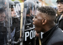 Police Brutality and the Baltimore Riots