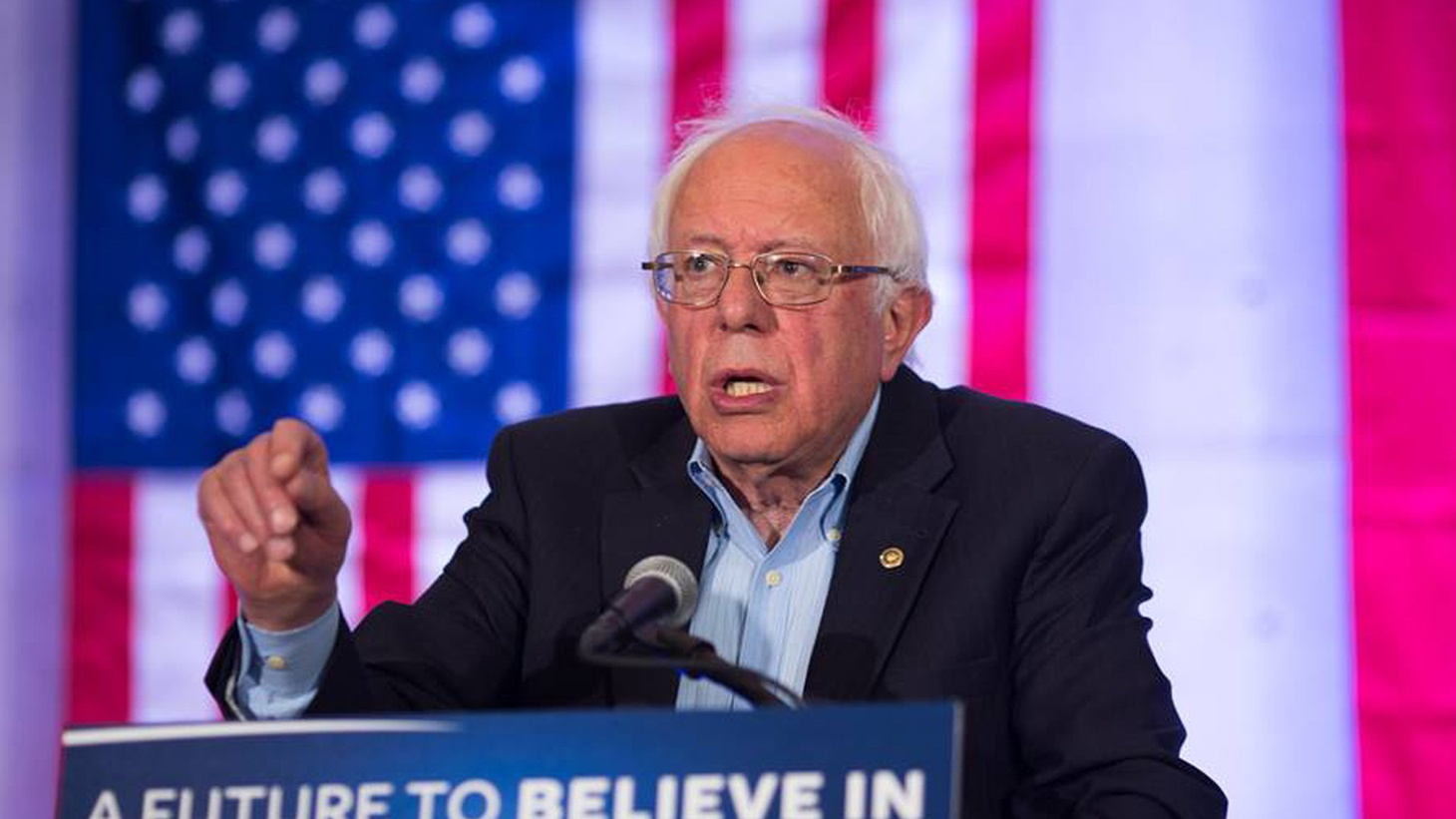 Donald Trump clinched the Republican nomination today but, on the Democratic side, Bernie Sanders is not ready to concede to Hillary Clinton. We hear what the Party is doing to make peace and whether it's working.