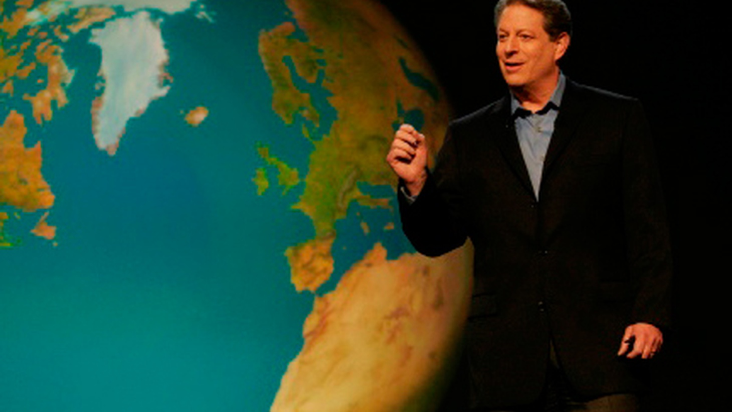 Ten years ago this week, Al Gore's slide show about global warming was turned into the documentary  An Inconvenient Truth , viewed since by millions of people all over the world.