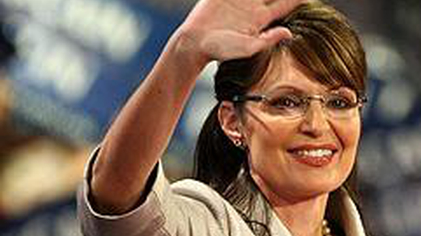 Alaska Governor Sarah Palin got a three-minute ovation last night even before she began talking. As she described herself and John McCain as mavericks willing to challenge their own party, Republican delegates continued to cheer, and relished her biting sarcasm in attacks on Barack Obama.