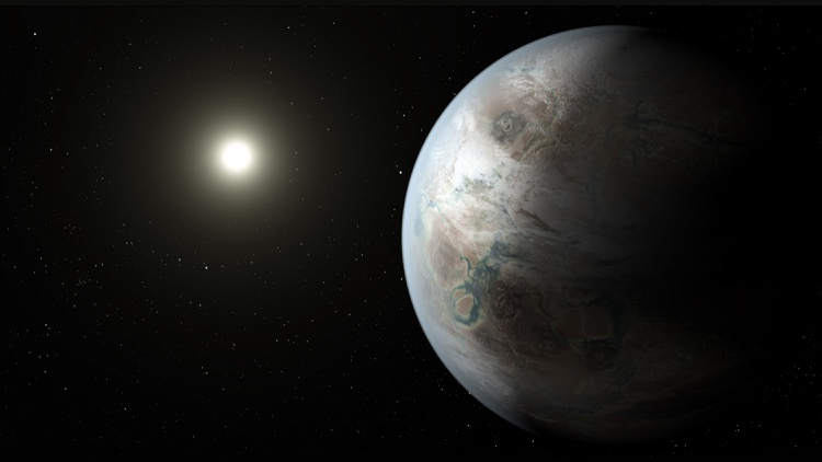 Today, NASA officials announced the  discovery of a new Earth-like planet  that may be habitable.