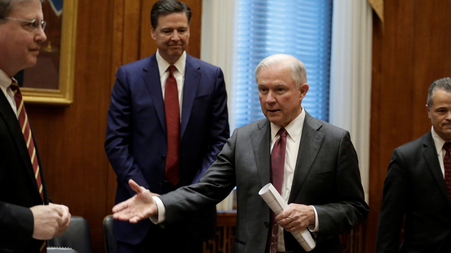 Alabama's Republican Senator Jeff Sessions has been confirmed as Attorney General — one of the most important and powerful jobs in the Trump cabinet. But Sessions' ideological affinity with the new President may give him more influence than just the nation's top law enforcement officer.