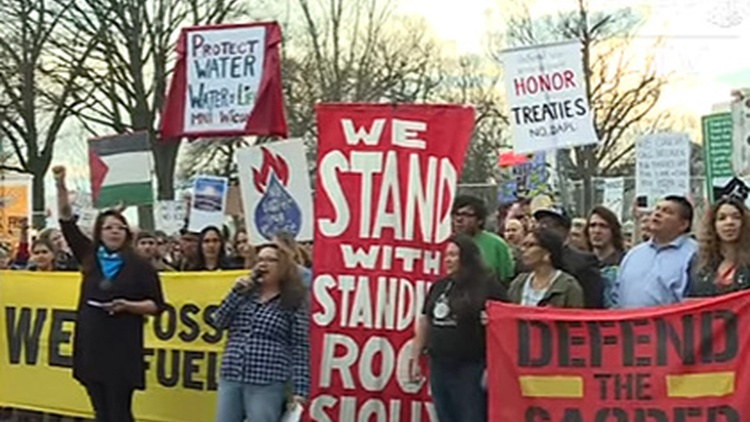 The  Army Corps of Engineers  has done a 180 on the Dakota Access Pipeline, turning victory into another battle for Native Americans.