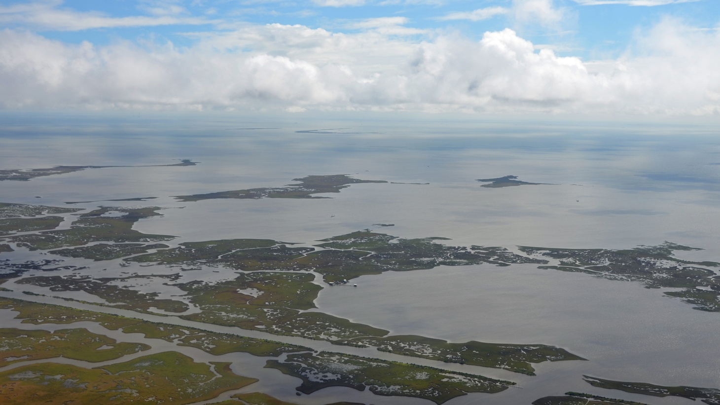Louisiana is losing chunks of its coast at a remarkable rate. The erosion threatens to destroy most of the US offshore oil and gas production, much of its seafood industry and millions of homes. Should the fossil fuel industry foot the bill for restoring the coast? Or should taxpayers pony up the full amount?