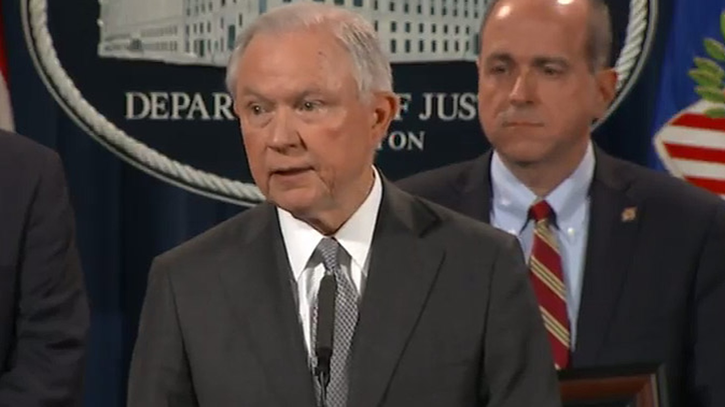 Barack Obama's Attorney General, Eric Holder, ordered federal prosecutors not to bring charges against minor drug offenders that could lead to lifelong penalties. Today, Attorney General Jeff Sessions said those days are over.