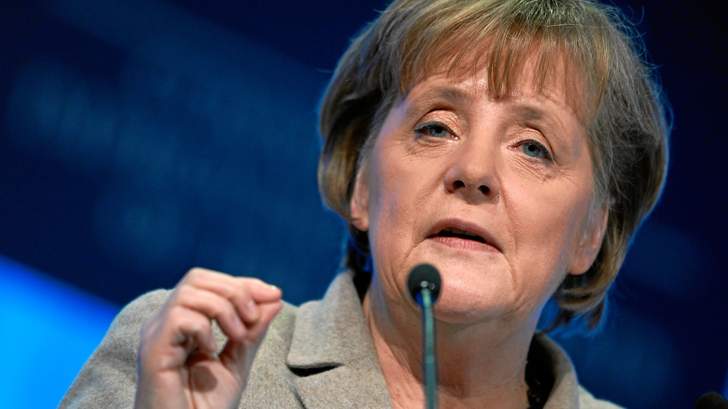 Even political enemies are giving German Chancellor Angela Merkel's shuttle diplomacy rave reviews. Will her visits to seven capital cities on two continents in eight days help keep Greece in the Eurozone or lead to peace in Ukraine?