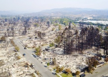 Sifting through the ashes: Cleanup and questions after the fires