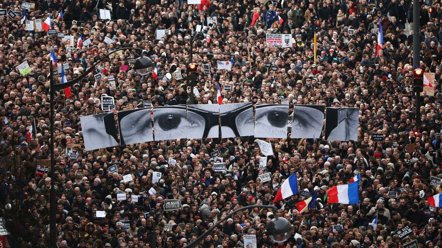 Last week in Paris, 17 people were killed in terrorist attacks on a satirical magazine and a kosher grocery story. Yesterday, some three million angry people took to the streets all over the country. Despite that show of national unity, can France contain a backlash against Muslims…or increased anti-Semitism? What's the potential impact on the rest of Europe?